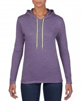 Women's CRS Fashion L/S Hooded Tee