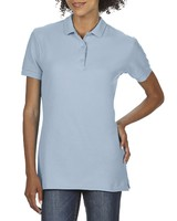 Ladies Premium Cotton Double Pique Sport Shirt