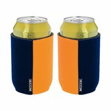 Dual Colour Koozie Can Kooler