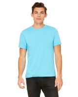 Poly-Cotton Short-Sleeve T-Shirt