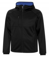 Bonded Tech Fleece Full Zip Hooded Jacket