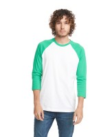 3/4 Sleeve Raglan Baseball T-Shirt