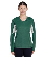 Ladies' Excel Performance Long Sleeve Warm-Up