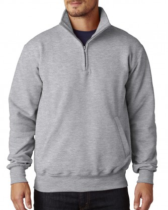 Double Dry Eco Quarter-Zip Pullover