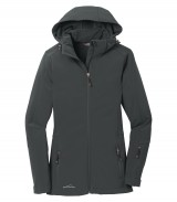 Soft Shell Ladies Parka