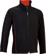 Youth Velocity Soft-Shell Warm-Up Jacket