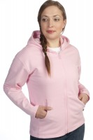 Ladies' Full Zip Hoody