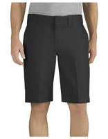"11"" Regular Fit Twill Cargo Walking Short - Flex Fabric"