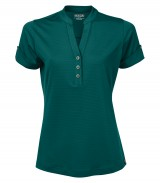 Gaze Linear Ladies Henley