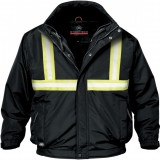 Men's Explorer 3-in-1 Reflective Tape Jacket