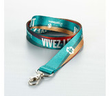 Recycled PET Sublimated Lanyards - 3/4""