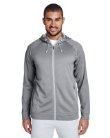 Excel Melange Performance Fleece Jacket