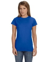 Ladies' SoftStyle Ring Spun Fitted T