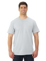 Heavy Cotton Pocketed T-Shirt
