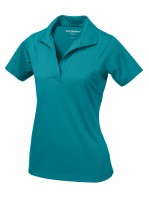 Ladies' Snag Resistant Tricot Sport Shirt
