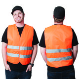 Highviz Large Safety Vest