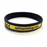Classic 3D Silicone Wristbands