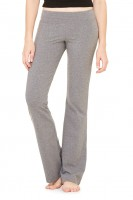 Ladies' Cotton / Spandex Fitness Pant
