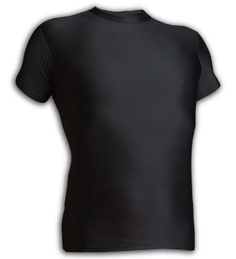 Adult Short Sleeve Compression Shirt