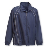 Adult Unisex High Count Polyester Warm-Up Jacket