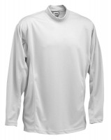 Youth Long Sleeve Mock Neck Shirt