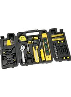 53 Piece Tool Set with Tri-Fold Carrying Case